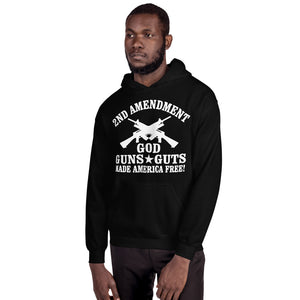2ND-AMENDMENT Men's Hoodie