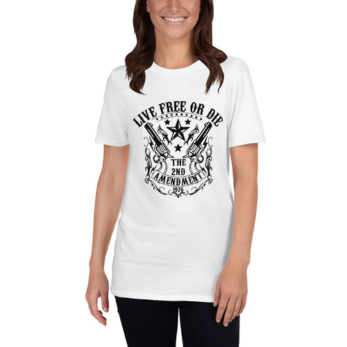 Live-free-or-die Women's Short-Sleeve T-Shirt