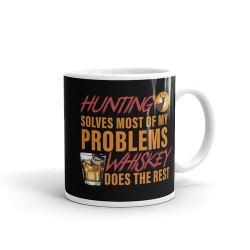Hunting-Whiskey Mug