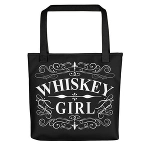 Whiskey Girl Tote bag