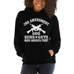 2ND-AMENDMENT Women's  Hoodie