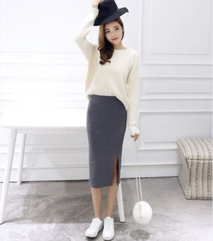 Summer Skirts Sexy Chic Pencil Skirts