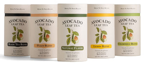 Avocado Tea Party With Five Flavors