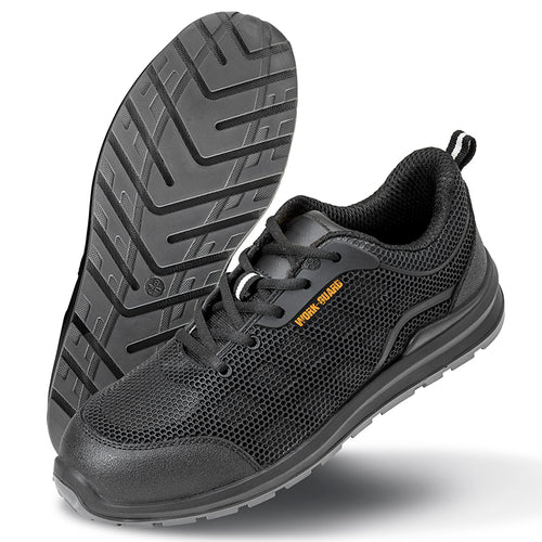 ALL-BLACK SAFETY TRAINER