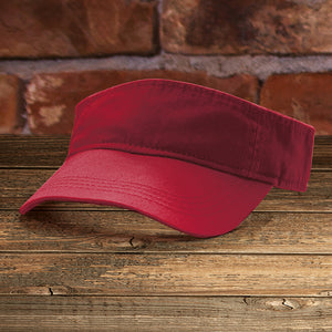 ANVIL LOW-PROFILE TWILL VISOR