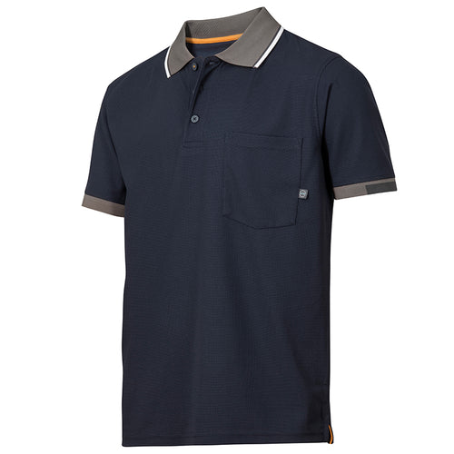 ALLROUNDWORK 37.5 TECH SHORT SLEEVE POLO SHIRT 2724
