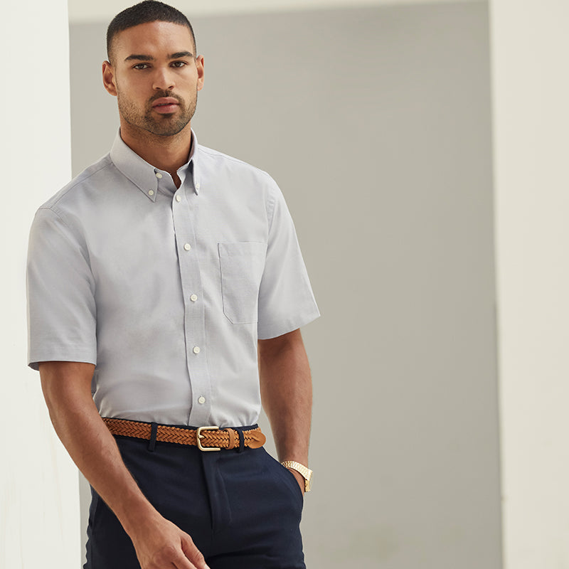 OXFORD SHORT SLEEVE SHIRT