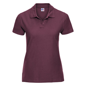WOMENS ULTIMATE CLASSIC COTTON POLO