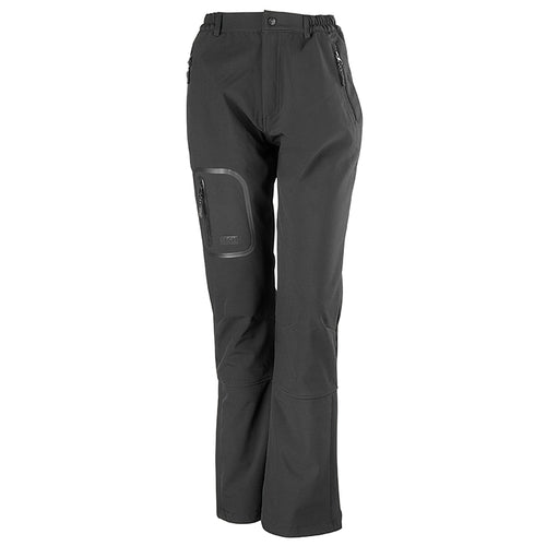 WOMENS TECH PERFORMANCE SOFTSHELL TROUSERS