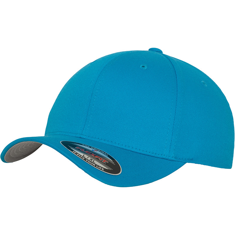 FLEXFIT FITTED BASEBALL CAP 6277
