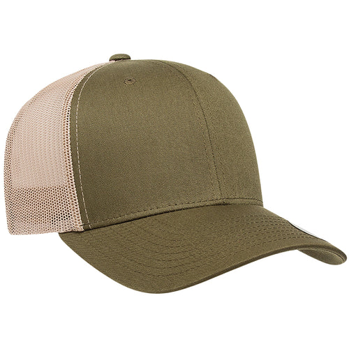 RETRO TRUCKER CAP 6606