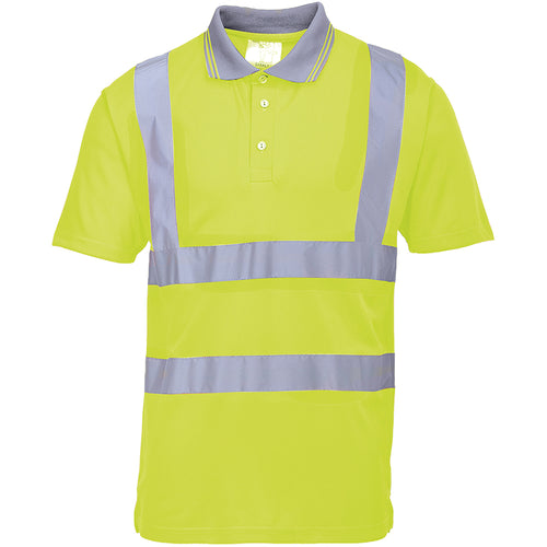 HI-VIS POLO SHIRT S477/RT22