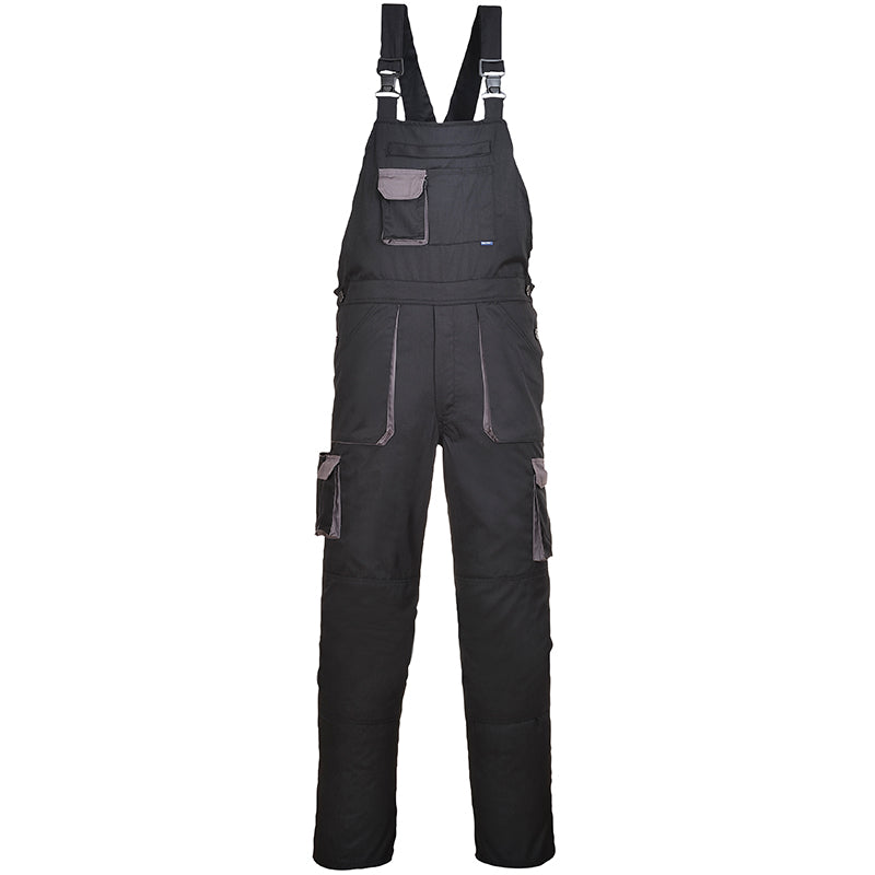 CONTRAST BIB AND BRACE TX12