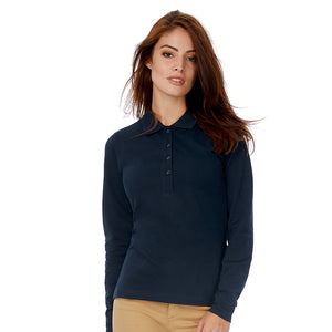 B AND C SAFRAN PURE LONG SLEEVE/WOMEN