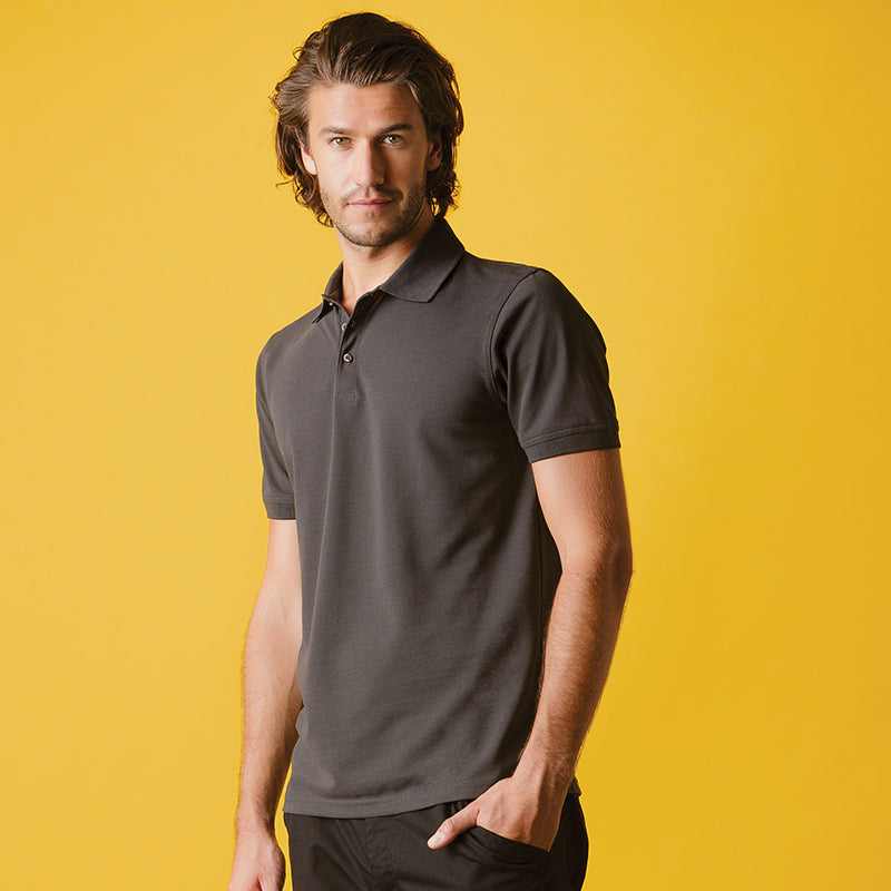 KLASSIC HEAVYWEIGHT SLIM FIT POLO SUPERWASH 60-C