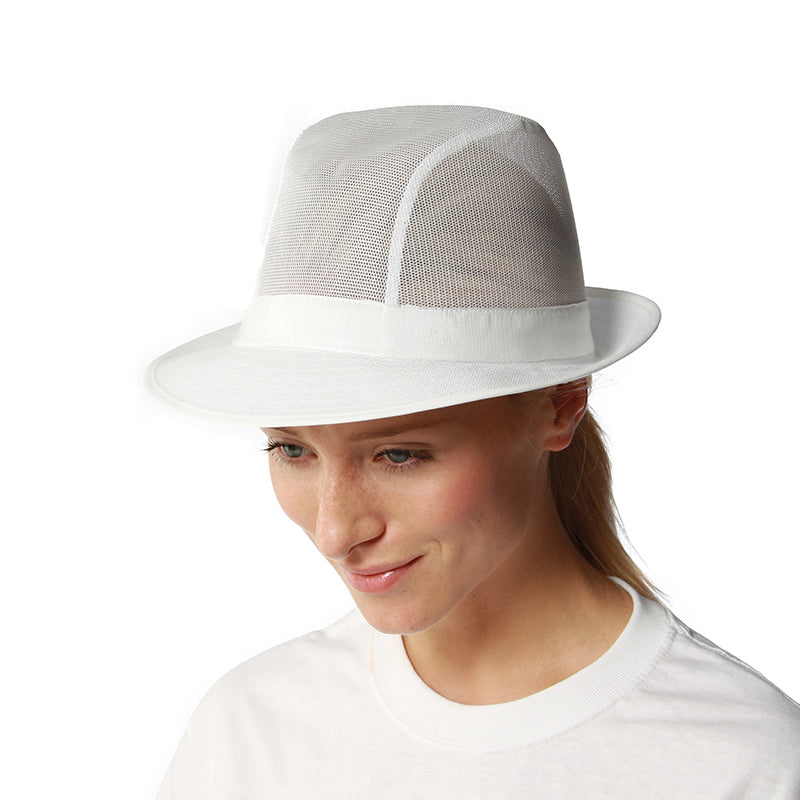 UNISEX TRILBY WITH NO HAT BAND DG39
