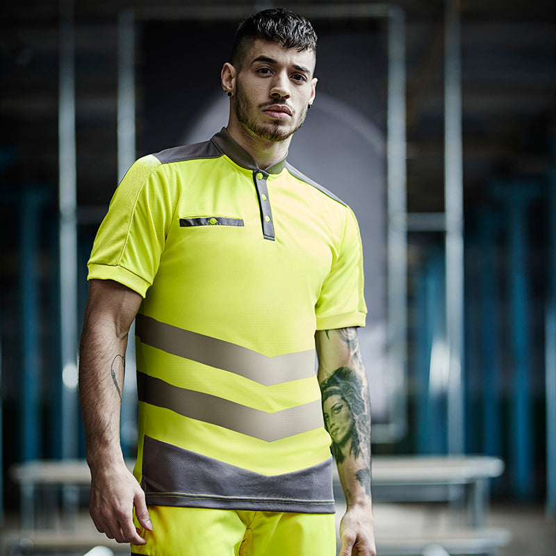 TACTICAL HI-VIS POLO
