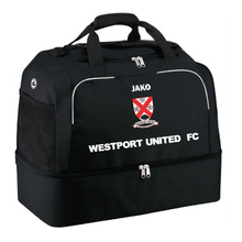 Load image into Gallery viewer, JAKO Westport United FC Sports Bag WP2050