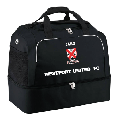 JAKO Westport United FC Sports Bag WP2050