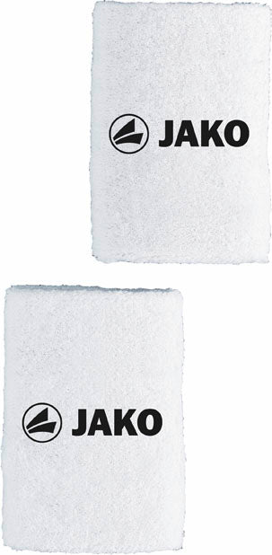 JAKO SWEAT BAND LONG 2812 WHITE