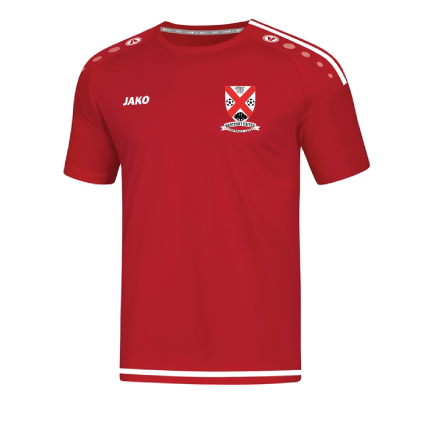 Kids JAKO Westport United FC Tshirt WP4219K