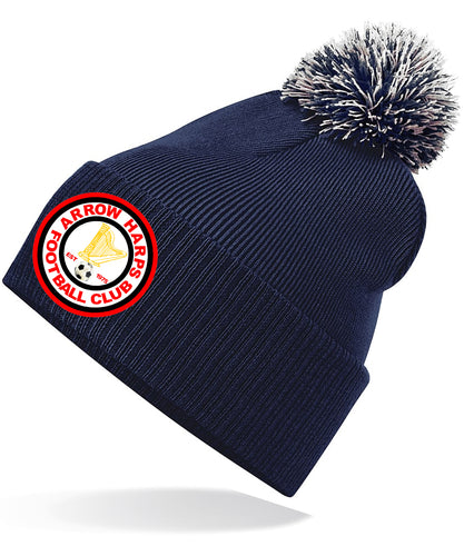 JAKO Arrow Harps FC Bobble Hat AH450
