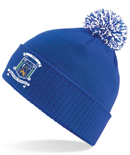 JAKO Newbridge Town FC Bobble Hat NT450