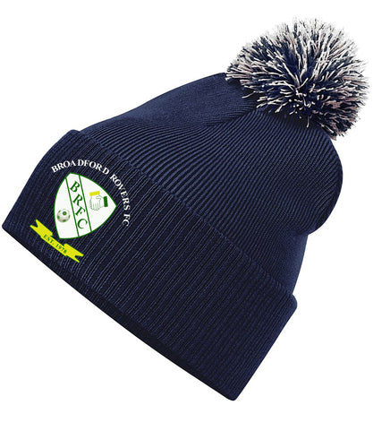 JAKO Broadford Rovers FC Bobble Hat BRFC450