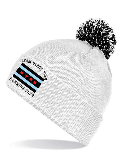 JAKO Black Toes Running Club Bobble Hat BTR450