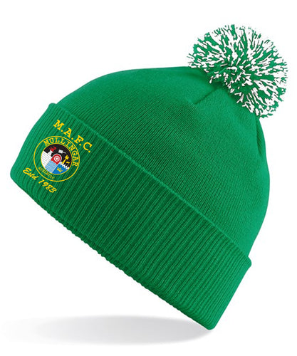 JAKO Mullingar Athletic AFC Bobble Hat MA450