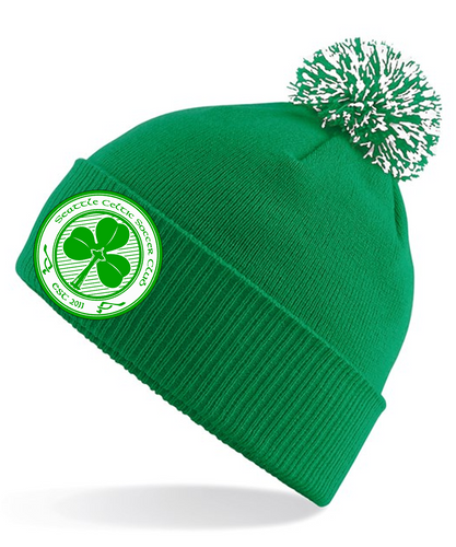 JAKO Seattle Celtic FC Bobble Hat SC450