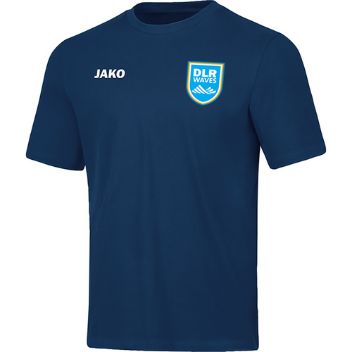 Adult JAKO DLR Waves T-Shirt Base DLR6165