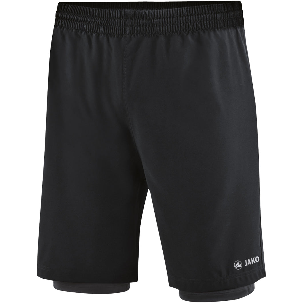Adult JAKO 2-In-1 Shorts 6249