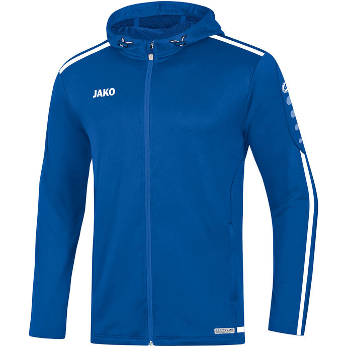 Adult JAKO Hooded Jacket Striker 2.0 6819