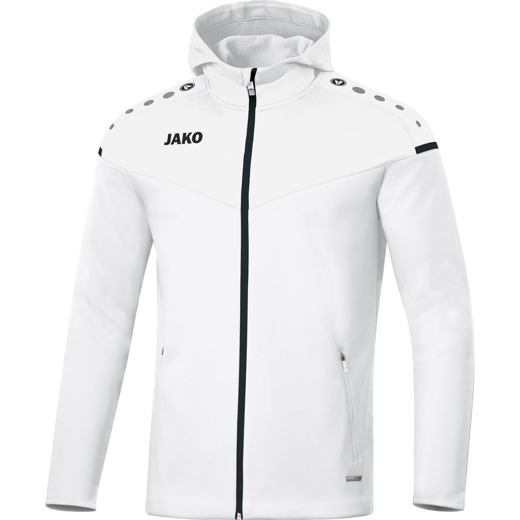 Womens JAKO Hooded jacket Champ 2.0 6820W