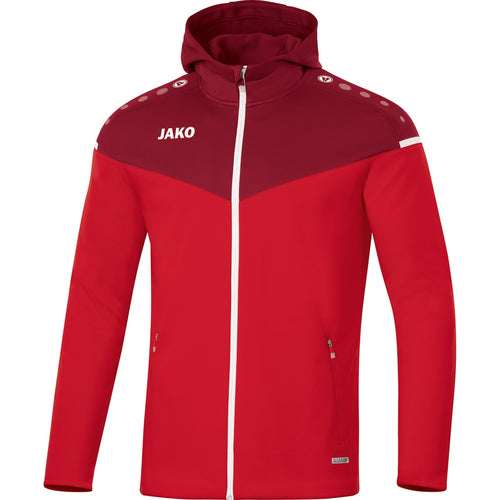 Adult JAKO Hooded jacket Champ 2.0 6820