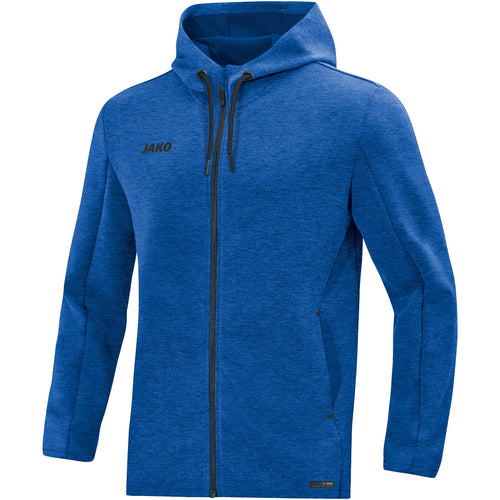 Adult JAKO Hooded Jacket Premium Basics 6829