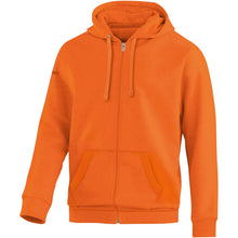 Load image into Gallery viewer, Adult JAKO Hooded Jacket Team 6833