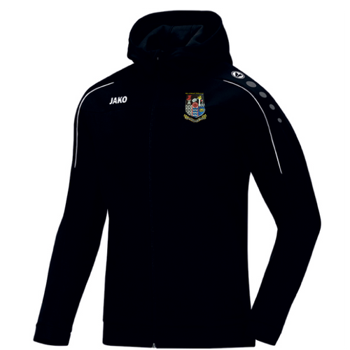 Womens JAKO Mullingar Town AFC Hooded Jacket MUL6850W