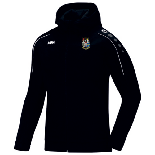 Kids JAKO Mullingar Town AFC Hooded Jacket MUL6850K