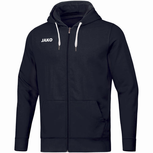 Adult JAKO Hooded Jacket Base 6865