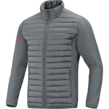 Load image into Gallery viewer, Adult JAKO Hybrid Jacket Premium 7004
