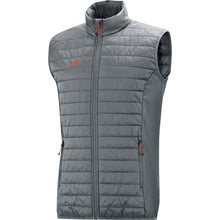 Load image into Gallery viewer, Adult JAKO Quilted Vest Premium 7005