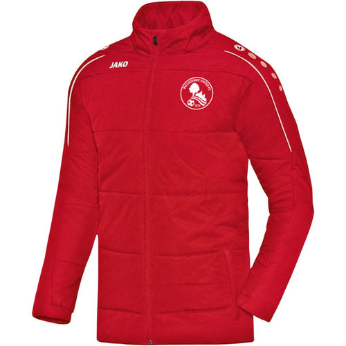Adult JAKO Ballisodare United FC Coach Jacket BU7150