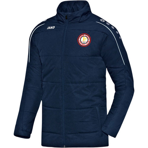 Adult JAKO Arrow Harps FC Coach Jacket AH7150