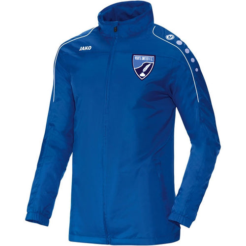 Adult JAKO Yeats United FC Rain Jacket YU7401