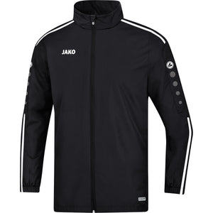 ADULT JAKO RAIN JACKET STRIKER 2.0 7419 BLACK