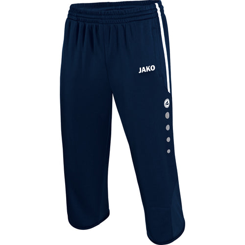 Adult JAKO 3/4 Training Trousers Active 8395