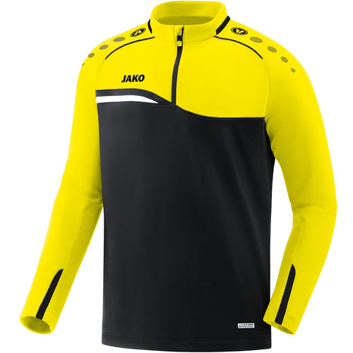Adult JAKO Zip Top Competition 2.0 8618