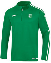 Load image into Gallery viewer, Adult JAKO Claremorris AFC Zip Top CLM8619